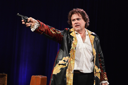 Winslow Thomas as Lord Byron